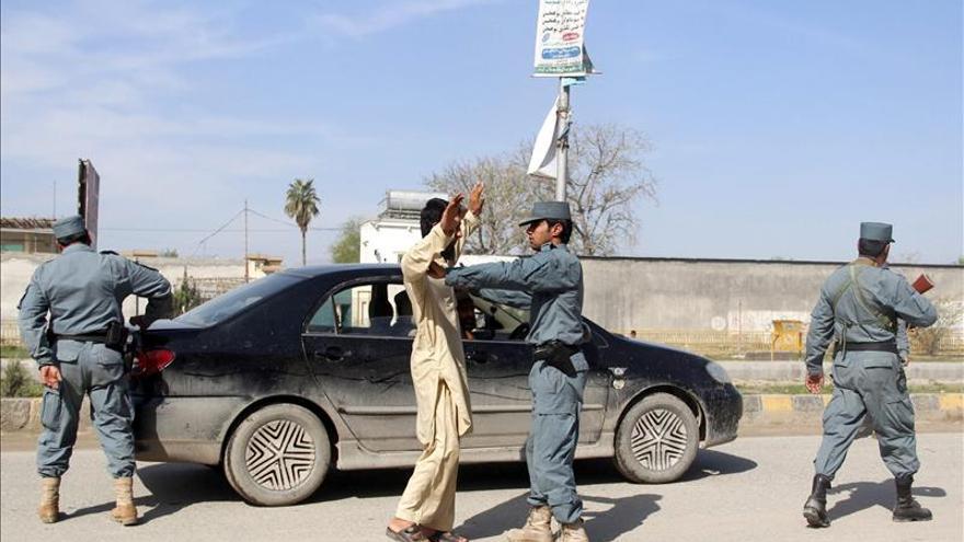 Al menos 12 muertos en un choque entre manifestantes y la policía en Afganistán