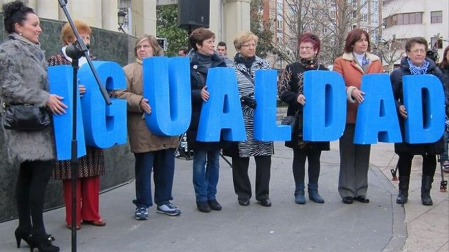 Igualdad. Europa Press