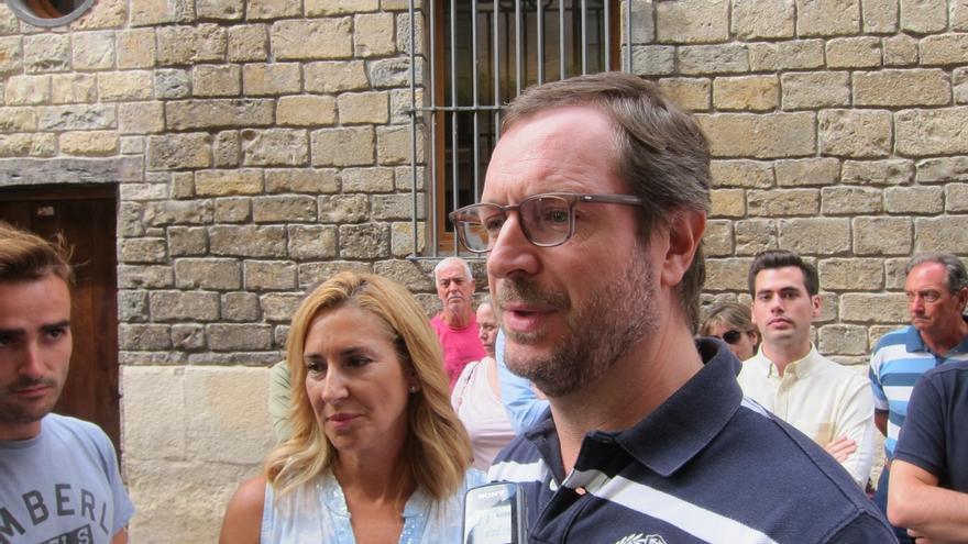 """Maroto (PP): """"Puigdemont está llevando a Cataluña a un callejón sin salida"""""""