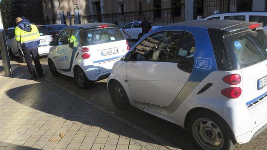 La contaminación, oportunidad de negocio para consolidar el coche compartido
