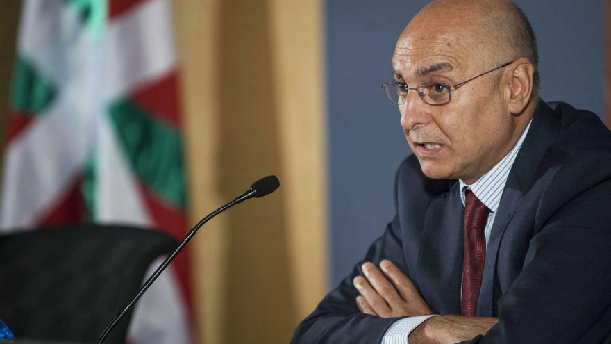 Ares abandona el Gobierno Vasco para centrarse en la campaña del PSE