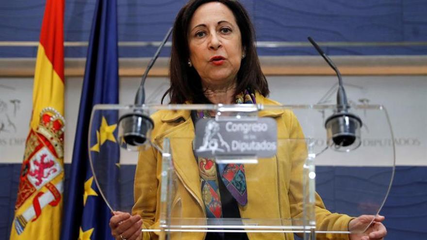 Robles cree que hubiera sido muy positivo que Junqueras contestara al fiscal