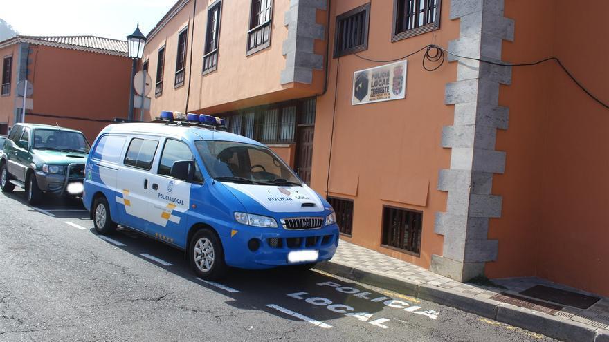 Oficinas de la Policía Local en Tegueste