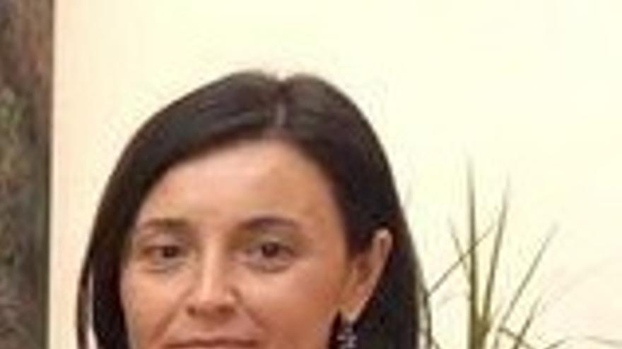 La directora del Consejo de Cámaras y nueva miembo del CES nombrada por el Gobierno valenciano.