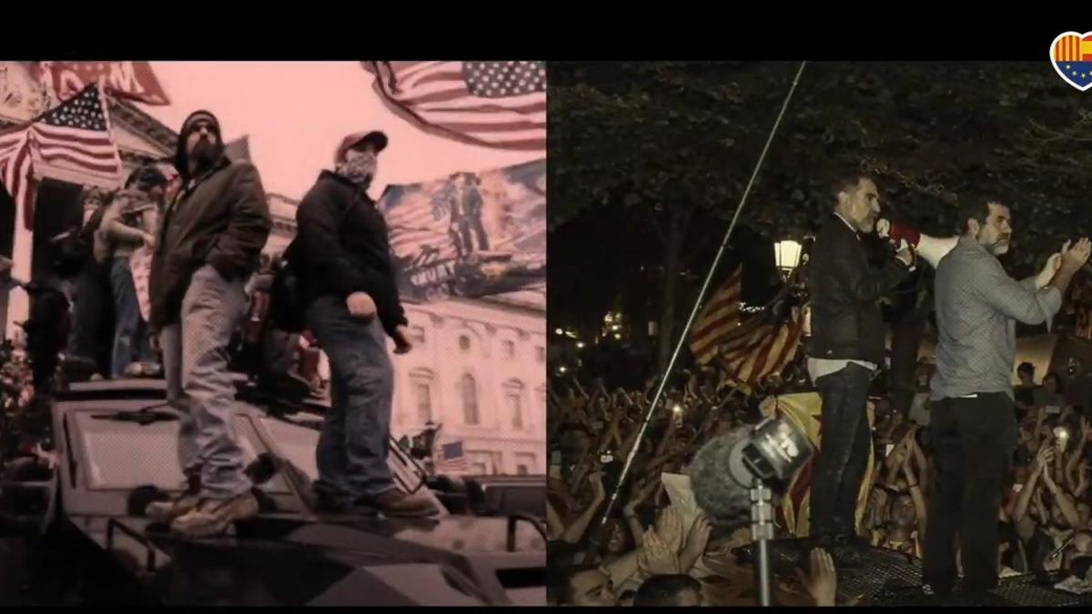 Captura del vídeo de campaña de Ciudadanos.
