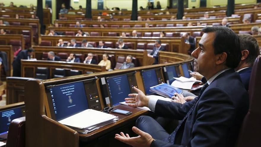 Maillo dice que no aspira a la secretaría general del PP en próximo congreso