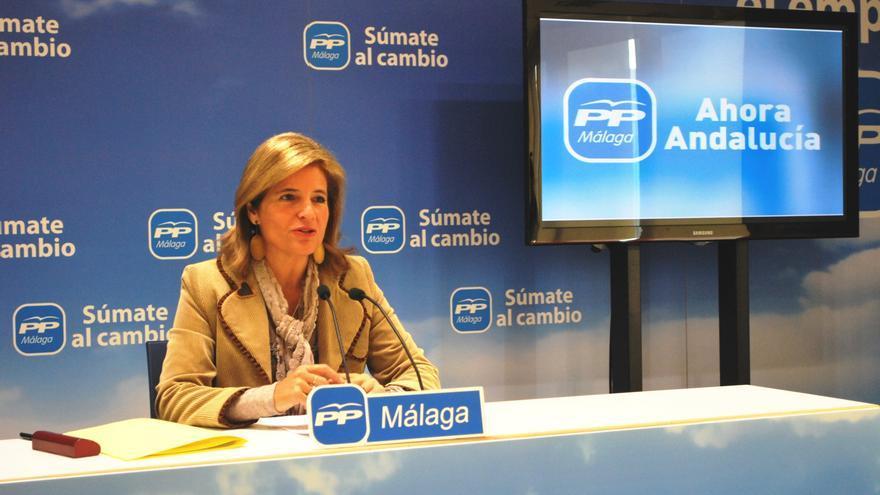 """Oña (PP-A): """"Si Mas no quiere nada con España, que no pida tampoco ayuda económica al Gobierno"""""""
