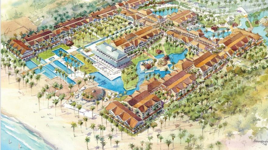 Proyecto de Lopesan en la República Dominicana