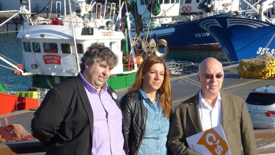 C's exige ejecutar todas las medidas para facilitar el acceso a los puertos pesqueros