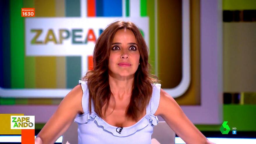 Carmen Alcayde en 'Zapeando'