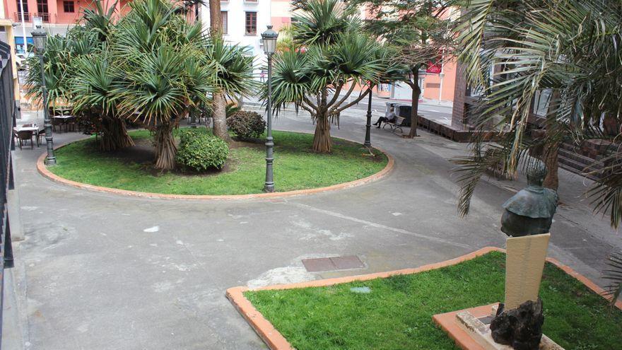 La capital inicia las obras de remodelación en la Plaza José Mata