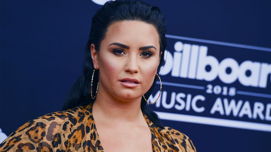 Demi Lovato en una foto de archivo