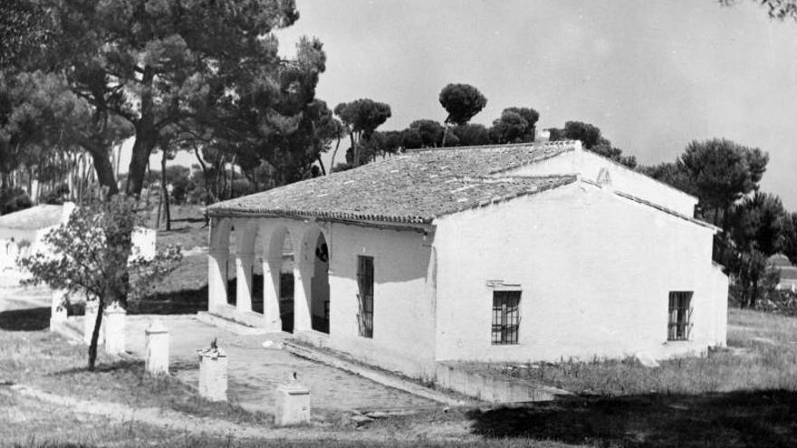 """Se vende por 1,5 millones la casa donde Juan Ramón escribió """"Platero y yo"""""""