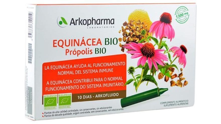 Cuatro productos para estimular las defensas frente a la gripe, a examen