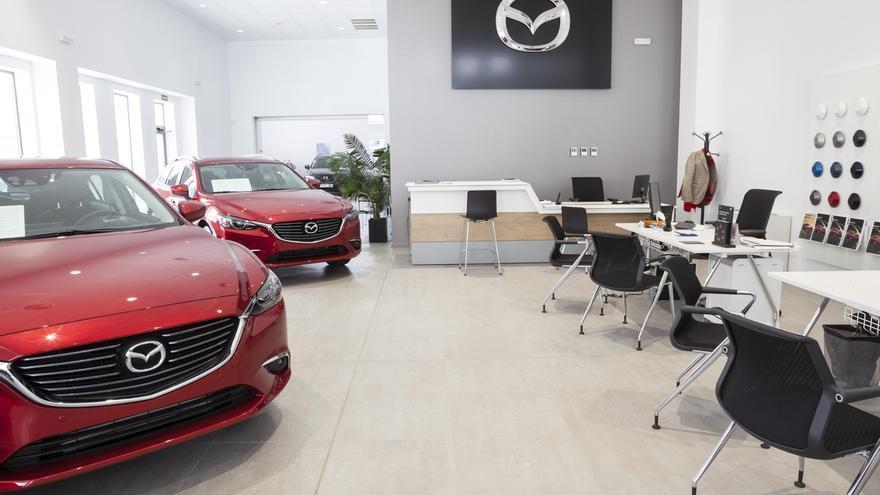 Las ventas de coches suben un 5,8% en Cantabria en el primer semestre
