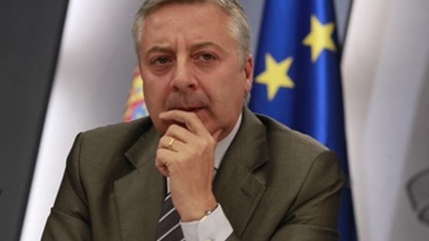 José Blanco, En El Consejo De Ministros
