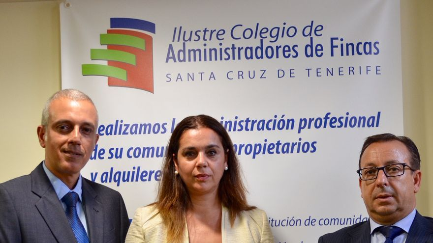 Renovado el acuerdo entre cajasiete y el colegio de administradores de fincas - Colegio de administradores de fincas barcelona ...