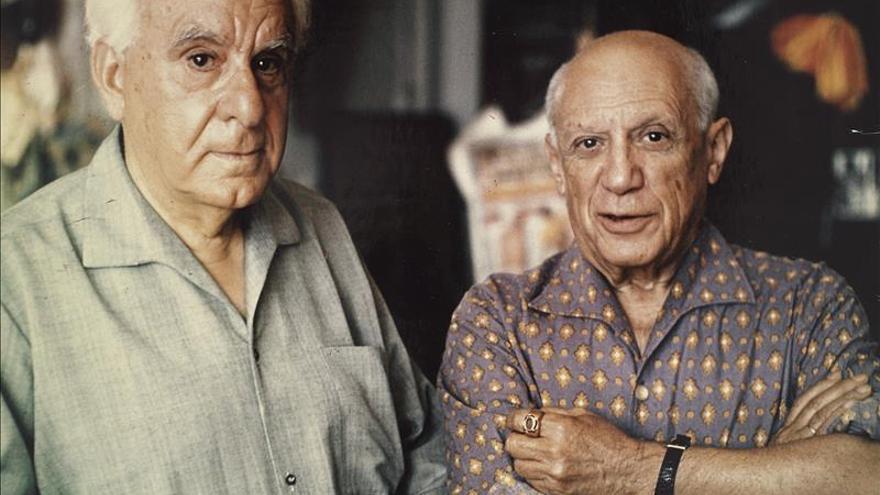 Se vende en España el Zervos, el catálogo de toda la obra de Picasso