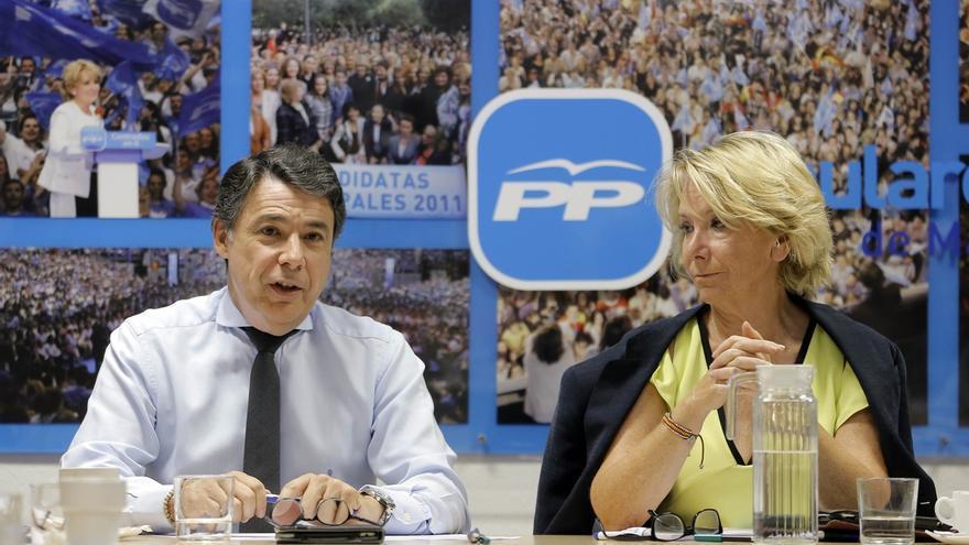 La Asamblea admite comparecencias de Aguirre y González sobre el campo de golf del Canal en la Comisión de investigación