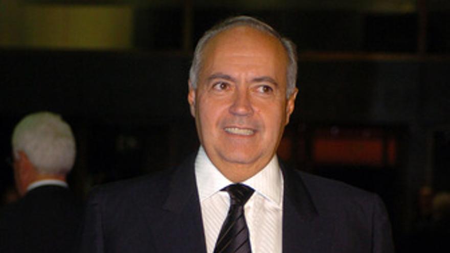 Primer plano de José Luis Moreno