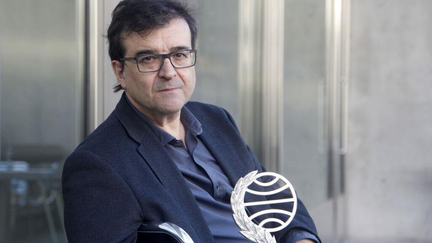 Javier Cercas, cedida por Planeta