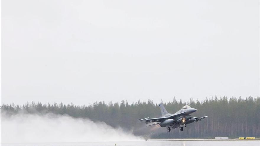 Suecia asegura que las maniobras con países de la OTAN no van dirigidas contra Rusia