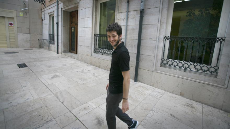 El secretario general de Podem, Antonio Estañ