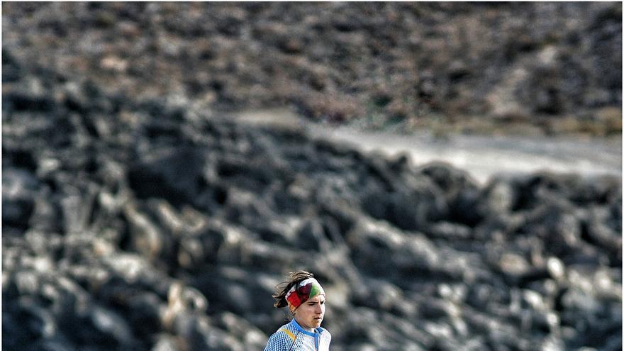 La atleta de élite Maite Maiora estará en la Reventón Trail 2017.