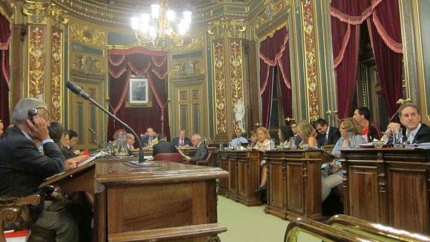Bilbao debate este viernes un proyecto de Cuentas con una enmienda a la totalidad y 240 parciales