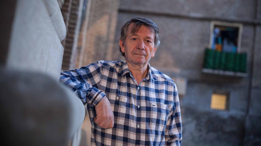 Carmelo Romero. Foto: Juan Manzanara