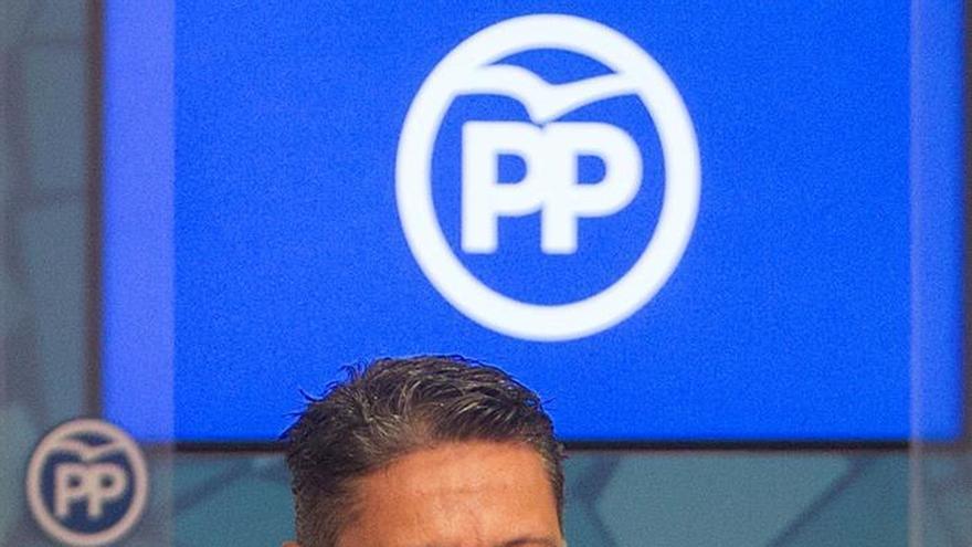 """Albiol """"garantiza"""" que en Cataluña no habrá referéndum mientras PP gobierne"""