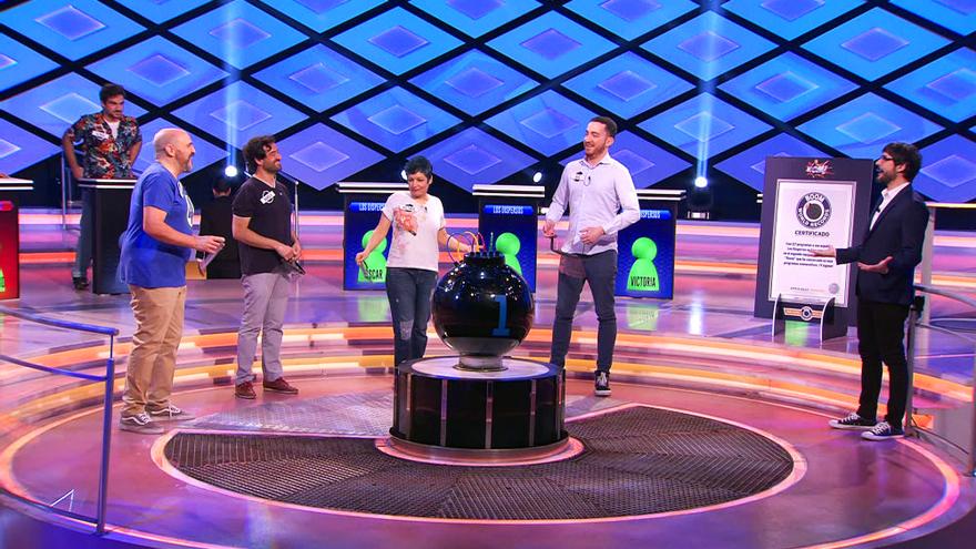 'Los Dispersos' ya son el segundo equipo con más programas en '¡Boom!'