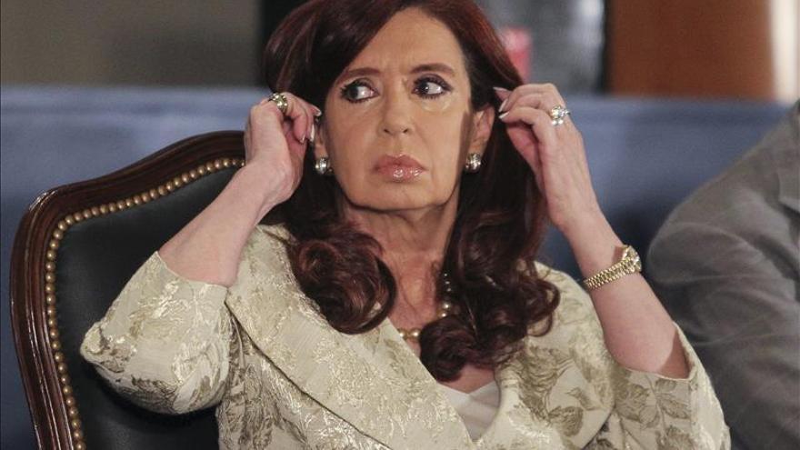 La presidenta argentina ingresa en un sanatorio con un cuadro febril infeccioso