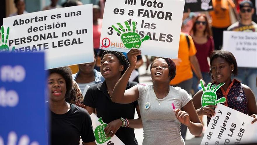 Lanzan una campaña para recoger firmas a favor del aborto en Rep. Dominicana