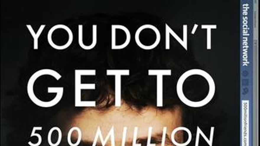 'The Social Network', película sobre Facebook.