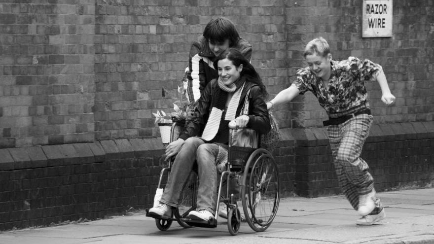 Una de las imágenes de la última Semana de la Discapacidad de Extremadura 'Si quieres, puedes'