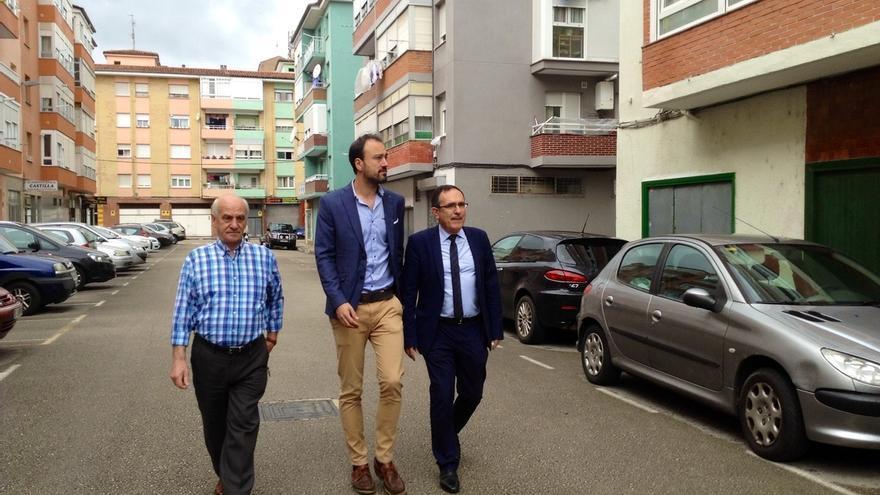 El Ayuntamiento invertirá más de 800.000 euros en la urbanización de cuatro calles de Nueva Ciudad