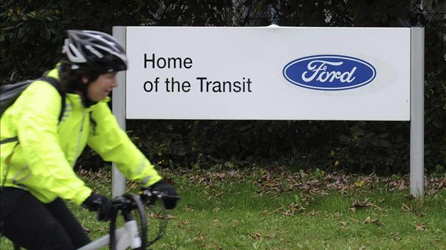 Ford acumuló pérdidas en octubre a la espera del lanzamiento del F-150