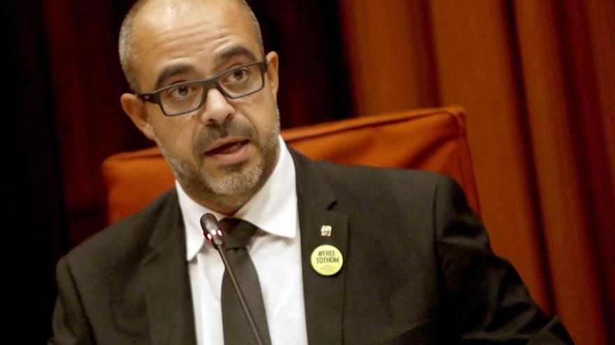 Buch afirma que los Mossos garantizaron la seguridad y movilidad ante los cortes de CDR