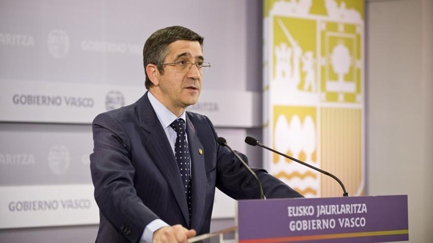 El comité nacional de PSE proclamará el domingo a Patxi López candidato a lehendakari tras la propuesta de la Ejecutiva
