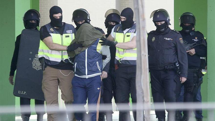 A prisión los detenidos en Ceuta y Alicante por formar parte del Dáesh
