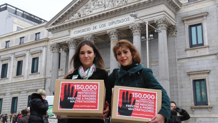 """Psicóloga de Juana Rivas desaconseja la devolución de los niños por el """"grave daño"""" que les supondría"""