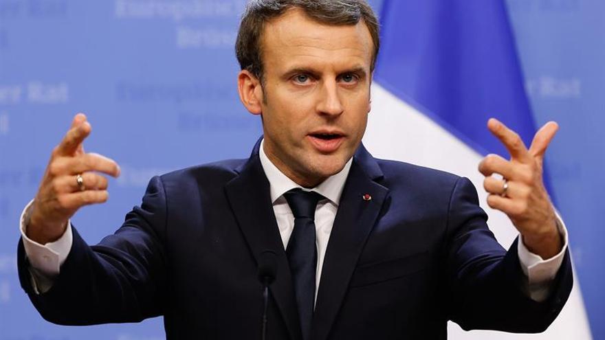 Críticas por la celebración del 40 cumpleaños del presidente francés