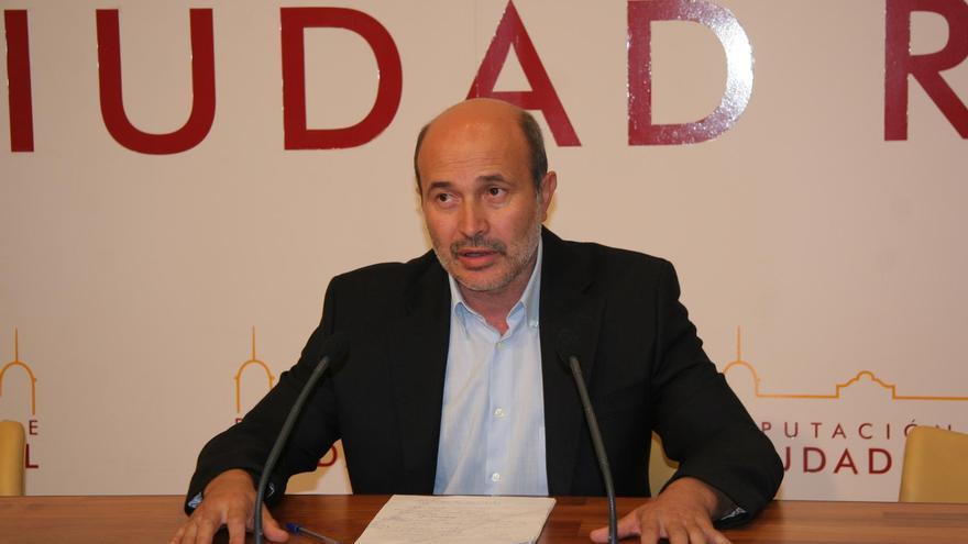 José Luis Cabezas, alcalde de Piedrabuena (Ciudad Real) y vicepresidente de la Diputación de Ciudad Real / Foto: Diputación