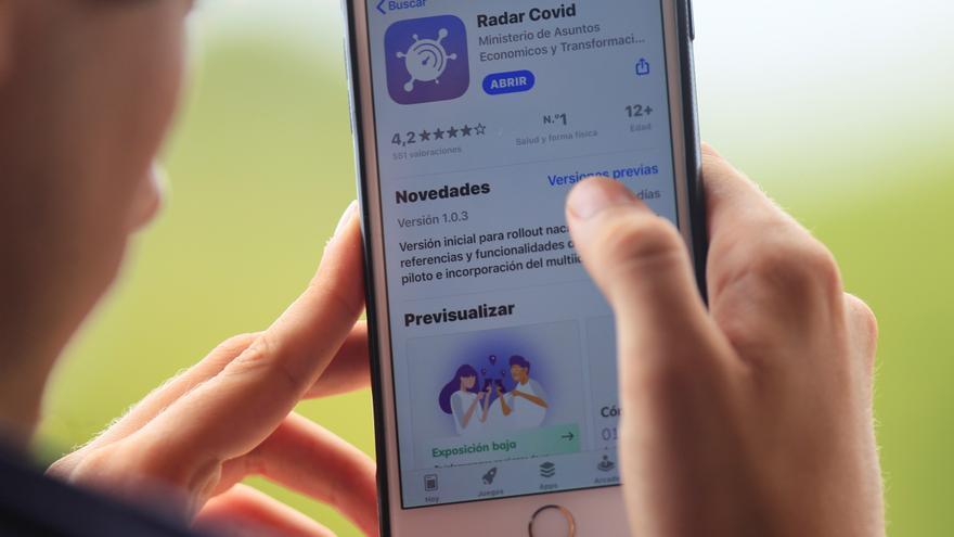 Solo 36.735 personas han notificado su positivo a Radar COVID desde que se lanzó la app de rastreo de contactos