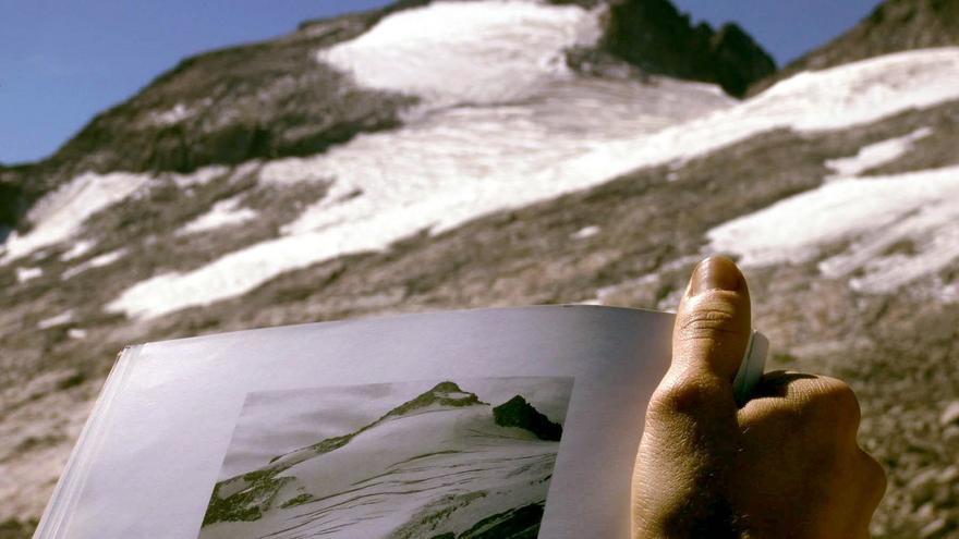 Los glaciares del Pirineo pierden más de 6 metros de espesor desde 2011, según el IPE