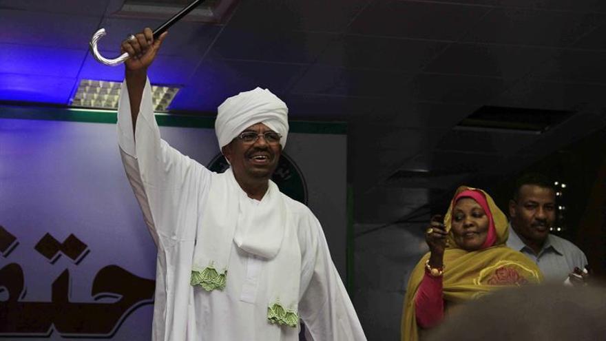 El presidente sudanés anuncia un alto el fuego en Kordofán del Sur y Nilo Azul