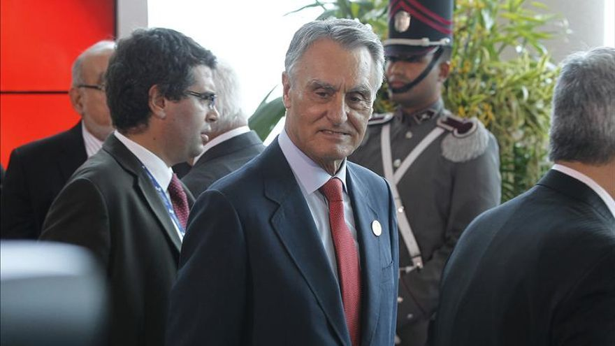 El presidente luso envía al Constitucional el corte de las pensiones públicas