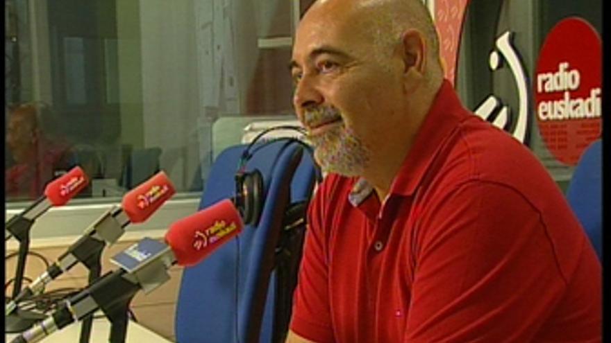 Entrevista a José Antonio Pastor en Radio Euskadi MinOro
