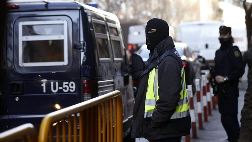 Detenidos dos presuntos yihadistas en Ceuta preparados para atentar en España